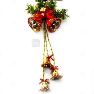 campanas de navidad y adornos acebo (THz 200670) (comienzo de 30