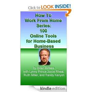 100 Online Tools for Home Based Business (How To Work From Home