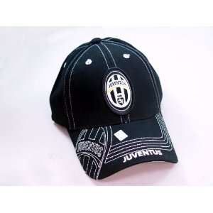 JUVENTUS OFFCIAL TEAM LOGO CAP/HAT   JU005 Sports