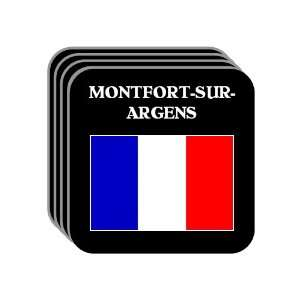 France   MONTFORT SUR ARGENS Set of 4 Mini Mousepad