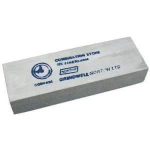 Silicon Carbide Sharpening Stone Whetstone Tool New: Home