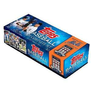 Topps 2009 New York Mets Factory Set Sports & Outdoors