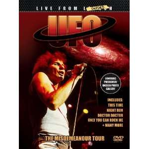 Ufo   The Misdemeanour Tour [Japan DVD] VQBD 10081 Movies