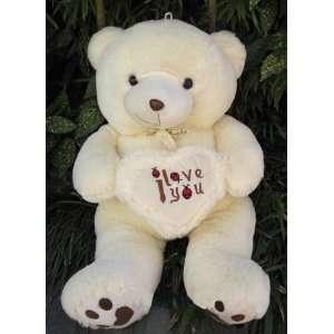 Plush Toy Dolls   Hold Heart Teddy Bear Toys & Games
