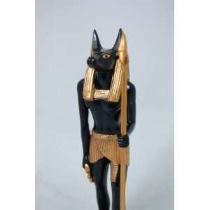 Anubis Figure Figurine Statue Ancient Egypt Piece Keepsake