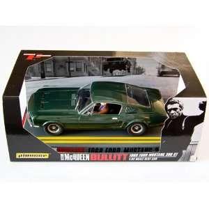 1968 Ford Mustang Gt 390 Bullitt Pioneer Slot Cars P001