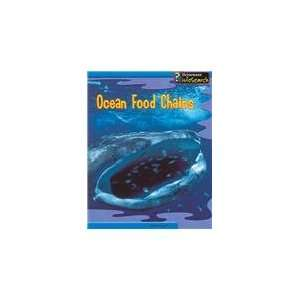 Ocean Food Chains (Food Webs) (9781403458643): Emma Lynch