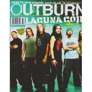 33   2006) (Lacuna Coil + Atreyu + Rob Zombie + Anti Flag + In Flames