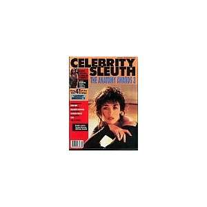 Celebrity Sleuth Magazine 1991 (Good Things Come In Threes