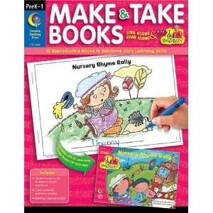 Dr. Jean Make & Take Books; no. CTP2499 Office Products