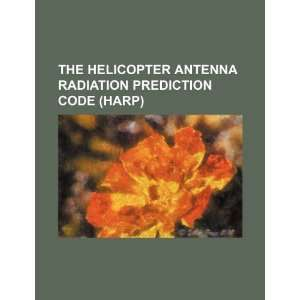 The helicopter antenna radiation prediction code (HARP