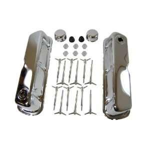 Ford Small Block 260 289 302 351W Chrome Steel Engine Dress Up Kit