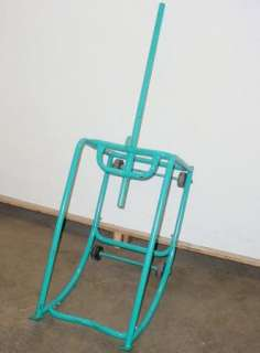 55 GALLON DRUM STAND RACK CART DOLLY HAND TRUCK for DRAINING + STORING