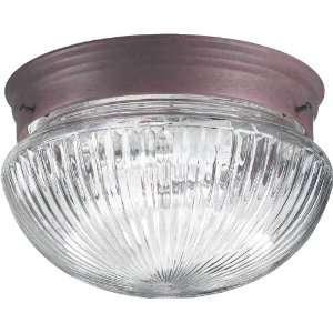 Quorum International 3012 8 33 2 Light Flush Mount