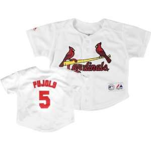 Albert Pujols St. Louis Cardinals MLB Toddler Baseball