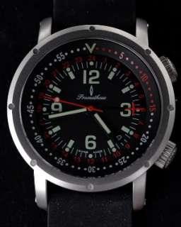 Prometheus Ocean Diver GMT Swiss Automatic Watch C3 Superluminova