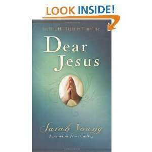 DearJesus SeekingHisLight in Your Life Sarah Young Books
