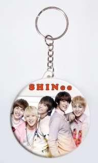 SHINee Jonghyun Onew Taemin Key Minho Korean Boy Music #8 Key Chain