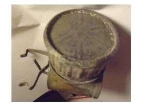 JUSTRITE Miners Carbide Lamp Coal mining lantern Gold Mine Antique