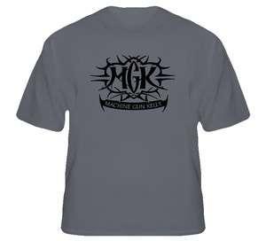 Machine Gun Kelly Rapper Gangster T Shirt