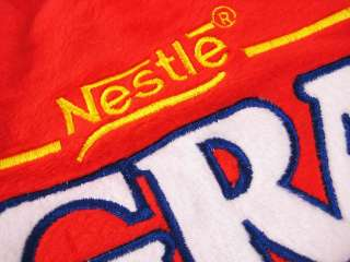 38` Nestle 100 Grand Candy Bar Plush Throw Pillow