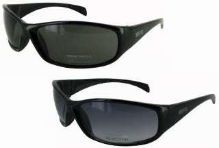 Kenneth Cole Reaction 1058 Designer Wrap Style Sunglasses
