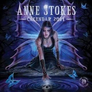 12x12) Anne Stokes 12 Month Official Wall Calendar 2011