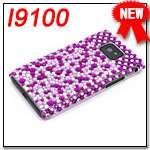 BLING CASE COVER POUCH SAMSUNG GALAXY S 2 II i9100 124