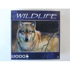 SureLox 1000 Piece Jigsaw Puzzle Wildlife Wolf Toys