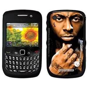 Lil Wayne Portrait on PureGear Case for BlackBerry Curve