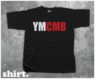 YMCMB Young Money Lil Wayne Weezy   T Shirt S   3XL NEW