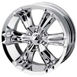 Sphinx (790) (Chrome) Wheels/Rims 6x114.3 (790C 7886) Automotive