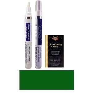 1/2 Oz. Charcoal Green Metallic Paint Pen Kit for 2002