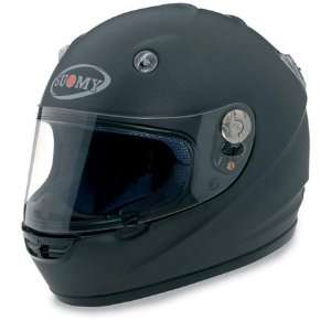 Suomy Vandal Solid Full Face Helmet Small  Black
