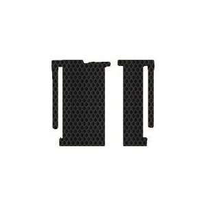 Sienna Custom Fit All Weather Rubber Floor Mats 2nd & 3rd Seat   8