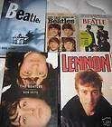 John Lennon Original 1962 Beatles Fan Club Biography