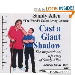 Cast A Giant Shadow ( Worlds Tallest Woman Sandy Allen ) John