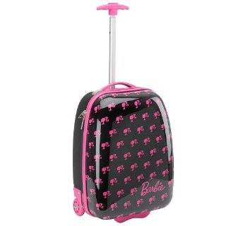Barbie Hard Shell Rolling Luggage Case by Accessory Innovations