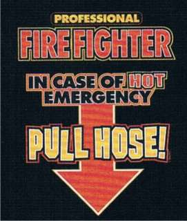 PROFESSIONAL FIREFIGHTER Party Adult Humor Funny Tee