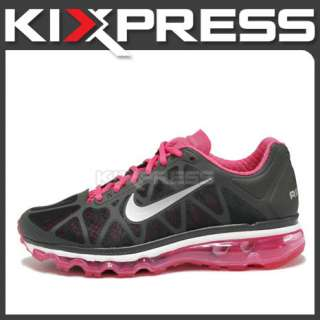 Nike WMNS Air Max+ 2011 Plus Anthracite/Pink