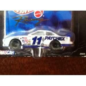 Hot Wheels Racing Brett Bodine #11 Paychex Ford Taurus