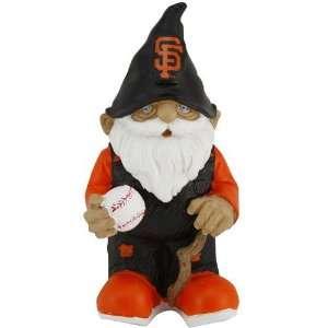 MLB San Francisco Giants Baseball Garden Gnome Sports
