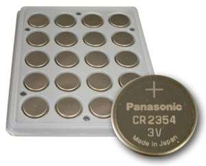 Panasonic CR2354 Lithium 3V Coin Cell Batteries DL2354
