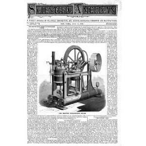 05 13 THE BRAYTON HYDROCARBON ENGINE SCIENTIFIC AMERICAN: Munn: Books