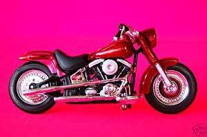 HARLEY DAVIDSON STREET STALKER 1/24th MODEL MOTORCYCLE