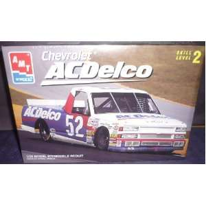 AC Delco Nascar Truck 1/25 Scale Plastic Model Kit,Needs Assembly