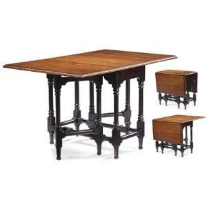 Fairfield Chair Drop Leaf Gate Leg Table in Old Havana
