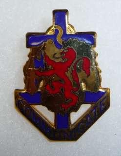 28th SIGNAL BATTALION   VIETNAM WAR ERA DI CREST