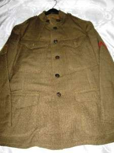WWI World War 1 Original Medic Soldier Uniform, Jacket, Pants