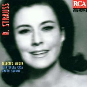 R. Strauss Selected Lieder [Germany] Lisa Della Casa Music
